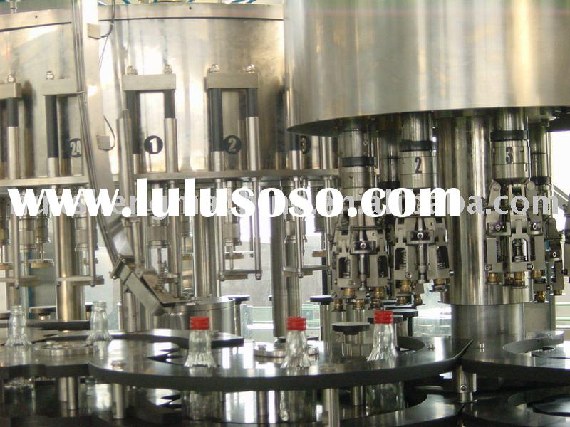 glass bottle filling machine for wine/whiskey/vodka/rum/tequila/alcohol/juice