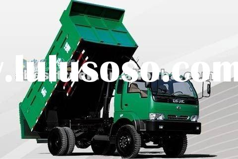 mini DongFeng 4x2 dump truck tires used sale