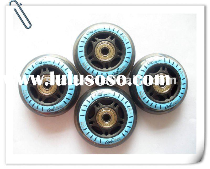 new pattern roller skate wheels(YH-W09)
