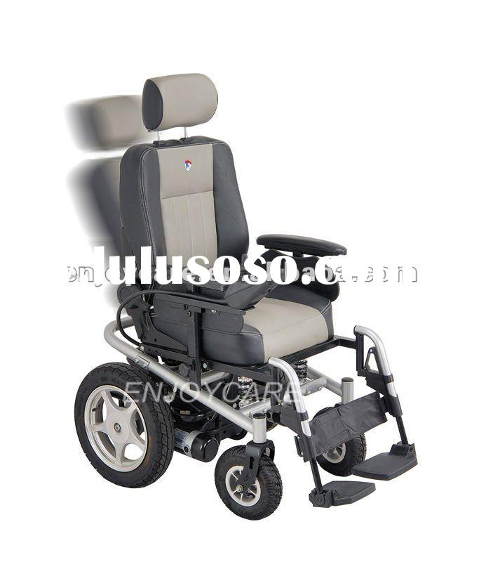 2010new foldable power wheelchair electric wheelchair for Motorized wheelchair for sale