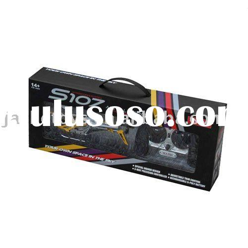 rc 3ch mini alloy helicopter with gyro s107
