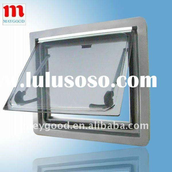 rv/caravan window--European E4 Standard Window