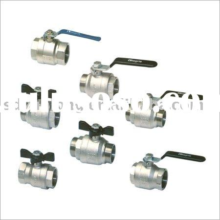 stainless steel ball valves(1pcs,2pcs,3pcs ball valves)