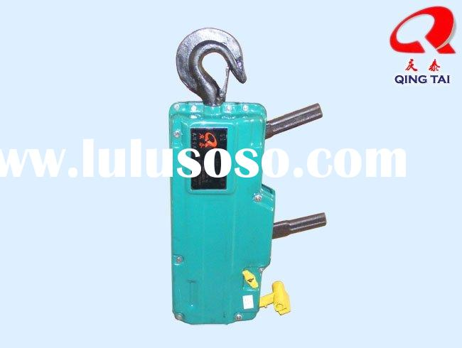 wire rope pulling hoist 1.6T