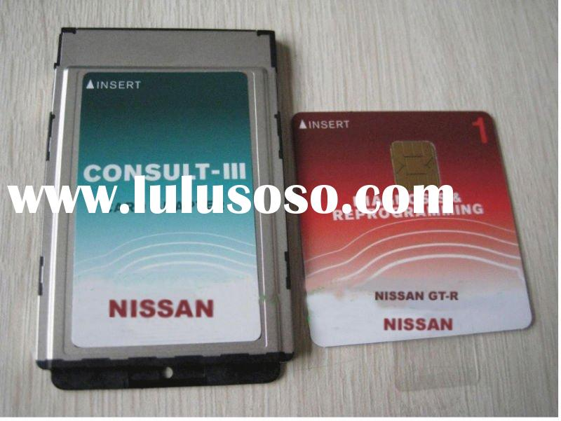 2011 Immobilizer & Reprogramming card for Nissan CONSULT III