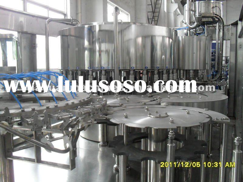 Automatic pure/mineral water bottling plant(CGF16-12-6)