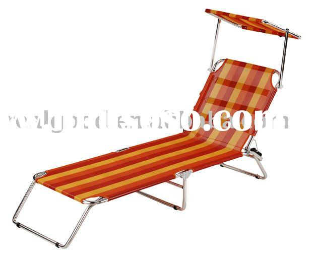 Beach Chair with Sunshade, Folding Chair, Beach Love seat, Company Chair, Outdoor Chair, Camping Cha