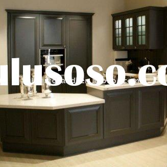Beautiful and high quality wooden kitchen cabinet kitchen cabinet MDF kitchen cabinet