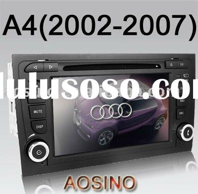 Car GPS/Special Car DVD AUDI A4 with GPS and Can-Bus