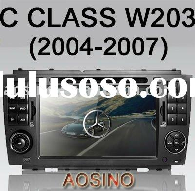 Car GPS/Special Car DVD Benz C CLASS W203 GPS and Can-Bus