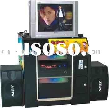 Cool Karaoke Video Game Machine,amusement game machine