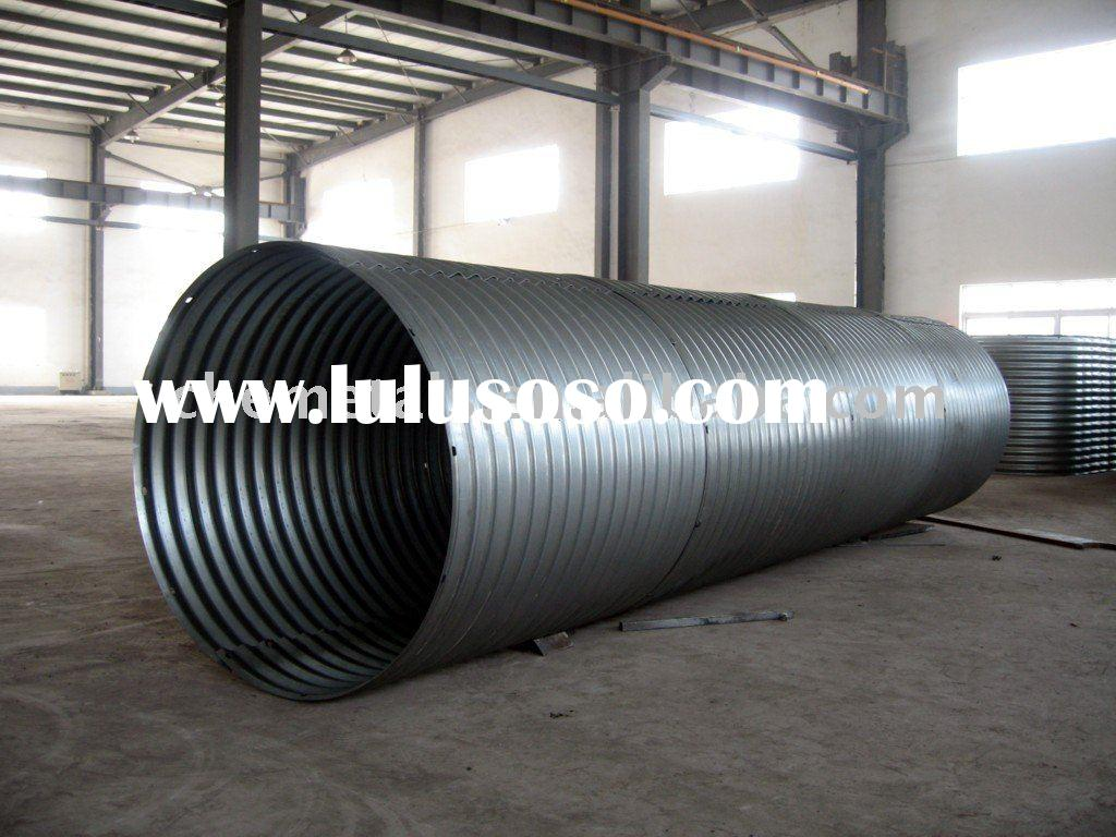 corrugated culvert pipe for sale