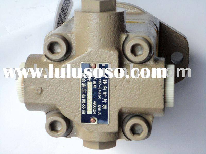 Cummins engine hydraulic power Steering Pump YBZ-E16F20