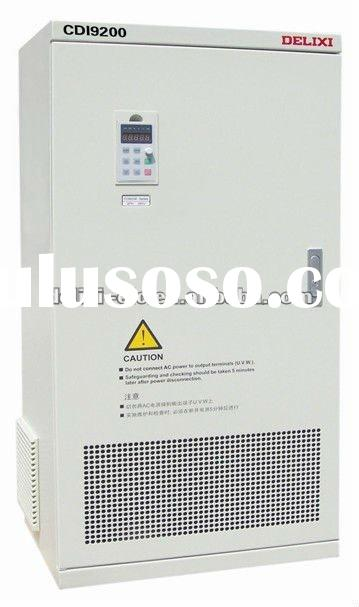 DELIXI CDI-9200 400Hz 380V 160kw general type frequency inverter converter