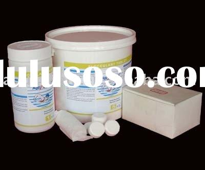 Flocculant tablet( Aluminum Sulphate, pool & spa Chemical)