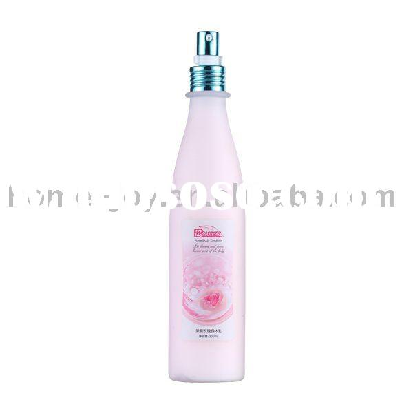 Fruit essence and rose body lotion