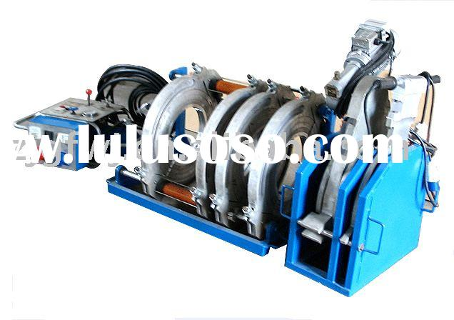 HDPE Pipe butt welding device Hydraulic 710-800mm