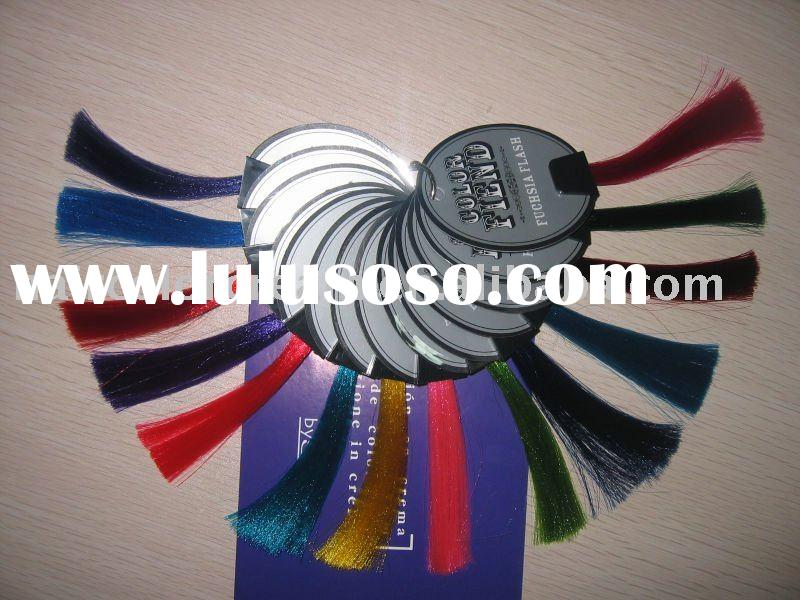 Hair Color ring (hair swatch)