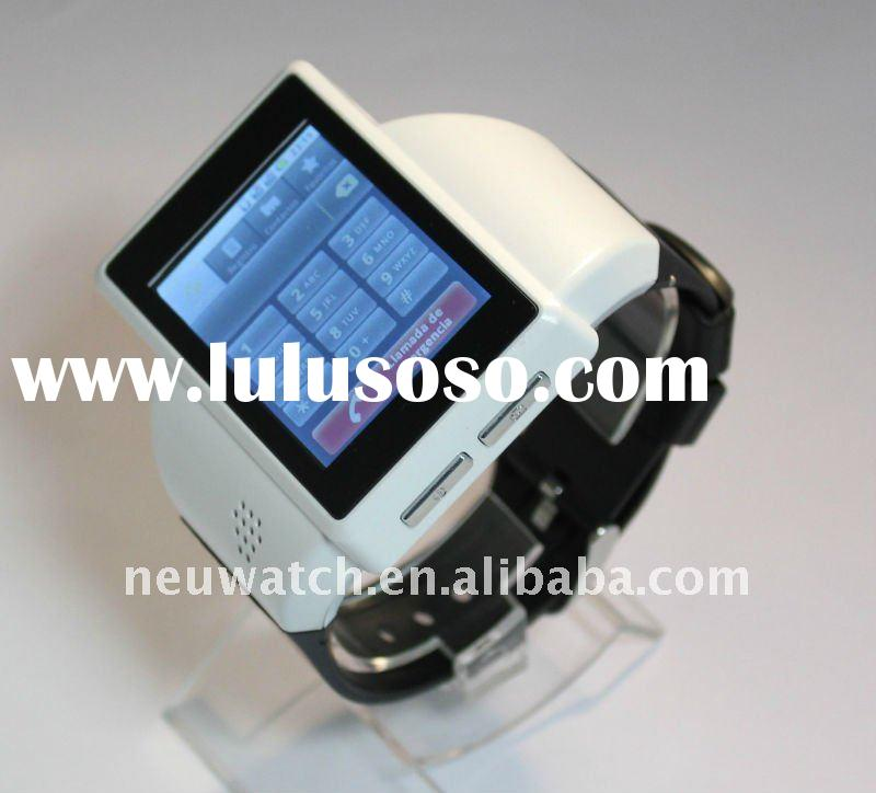 Health Management android watch cell phone with TV WIFI 3G