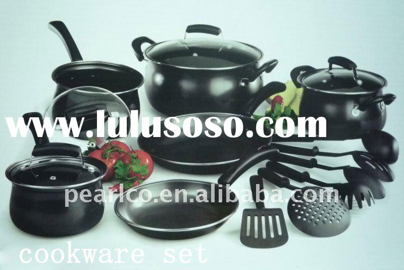 High Quality Mini Carbon steel non-stick and baking french fry pizza pan or loaf pan cookware
