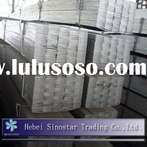 Hot rolled flat steel bar