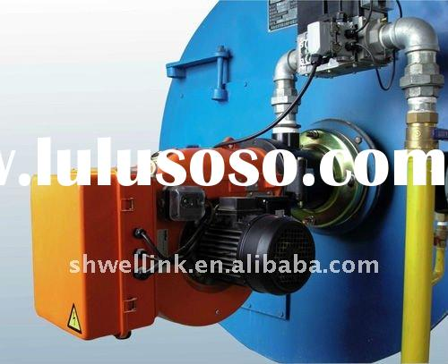 Industrial WNS Series Gas/Oil Fired Fire tube Water Heating Boiler for Hotel
