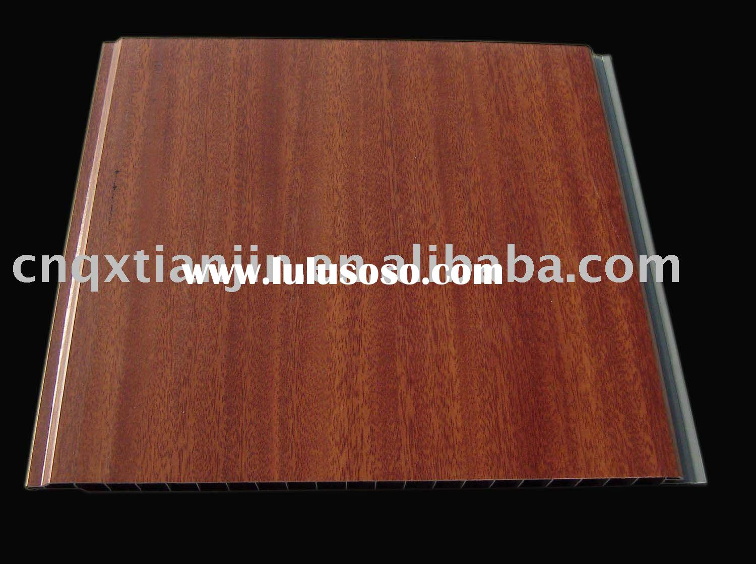 Laminated PVC ceiling panel 250mm*7.5mm*5.95m