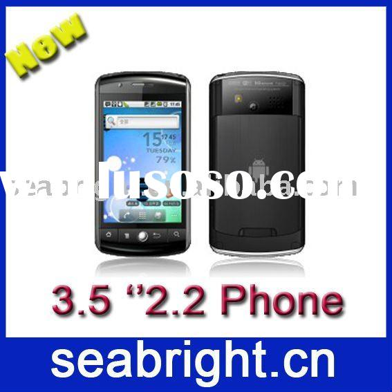 New!! 3.5 inch Dual sim android 2.2 smartphone