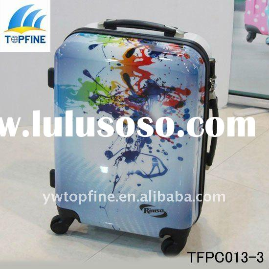 PC ABS luggage travel bag