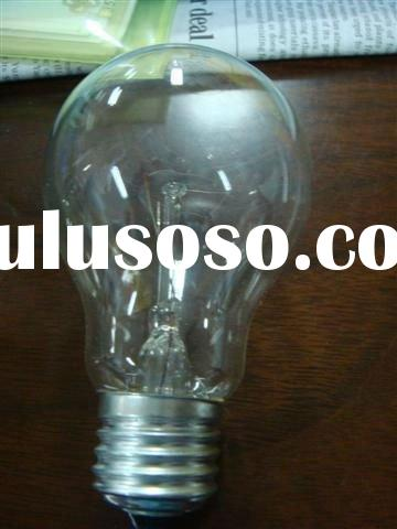 PS55 incandescent bulb/110-130V/E27/25W