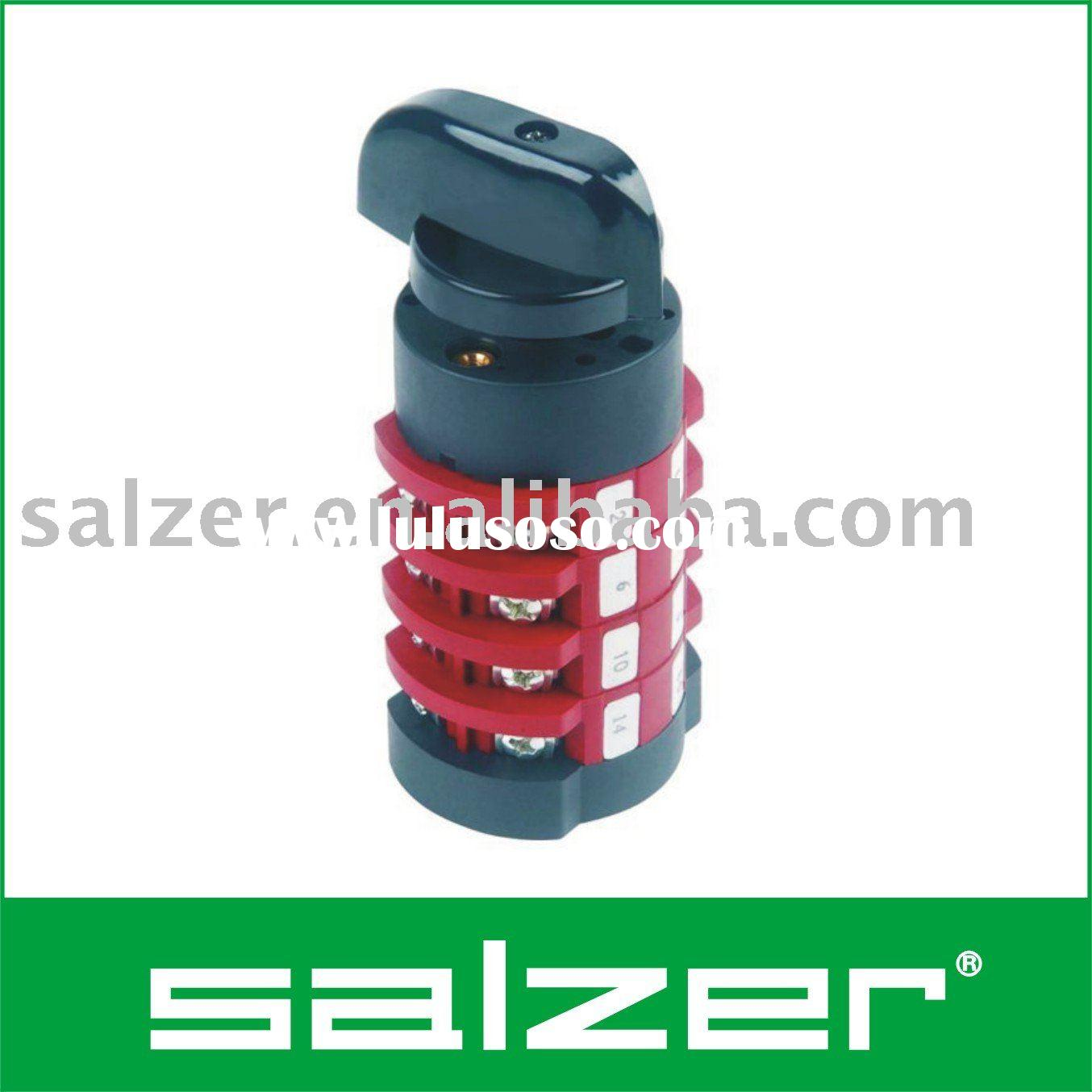 Salzer Ammeter Switch  Ce Certified  For Sale