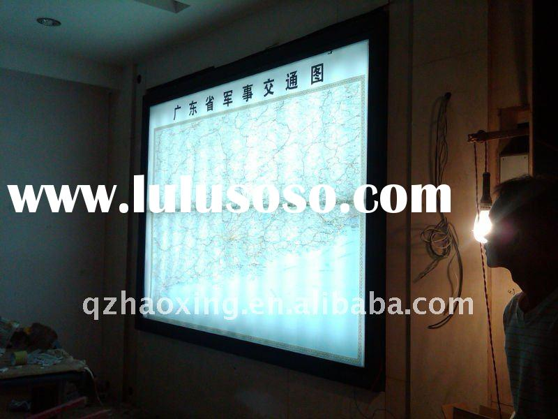 Scrolling Change Picture System Scrolling Advertising Light Box
