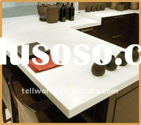 TW Reasonable Price Artificial Marble Kitchen Table Top