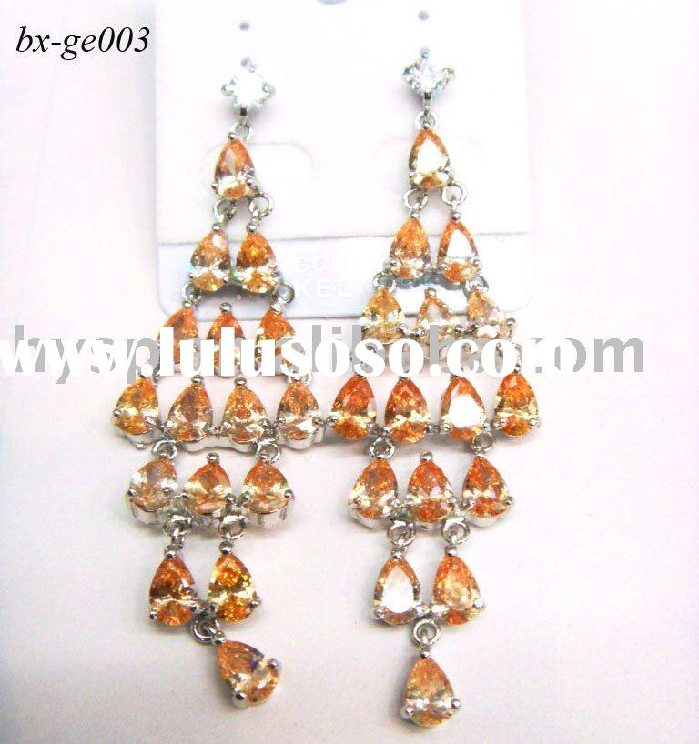 The salable earrings
