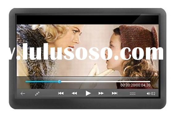 Touch MP5 - 4.3 inch TFT touch screen mp5 player w/TV-OUT&FM Transmitter