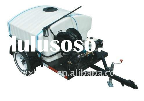 Trailer mounted washer Agricultural Irrigation