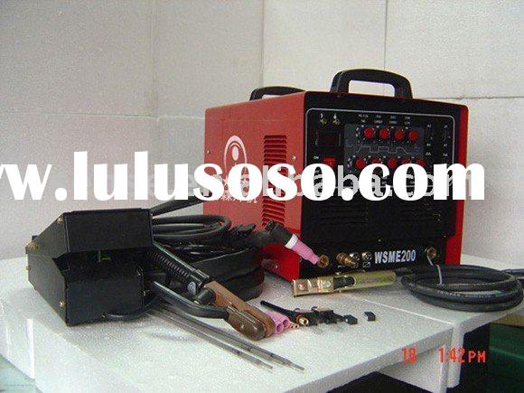 Welding machine Inverter AC/DC TIG-ARC Pulse Tosense WSME200
