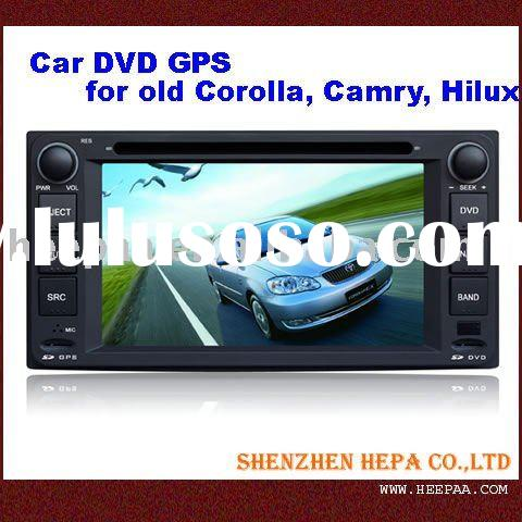 car audio player for toyota old corolla, camry, vois