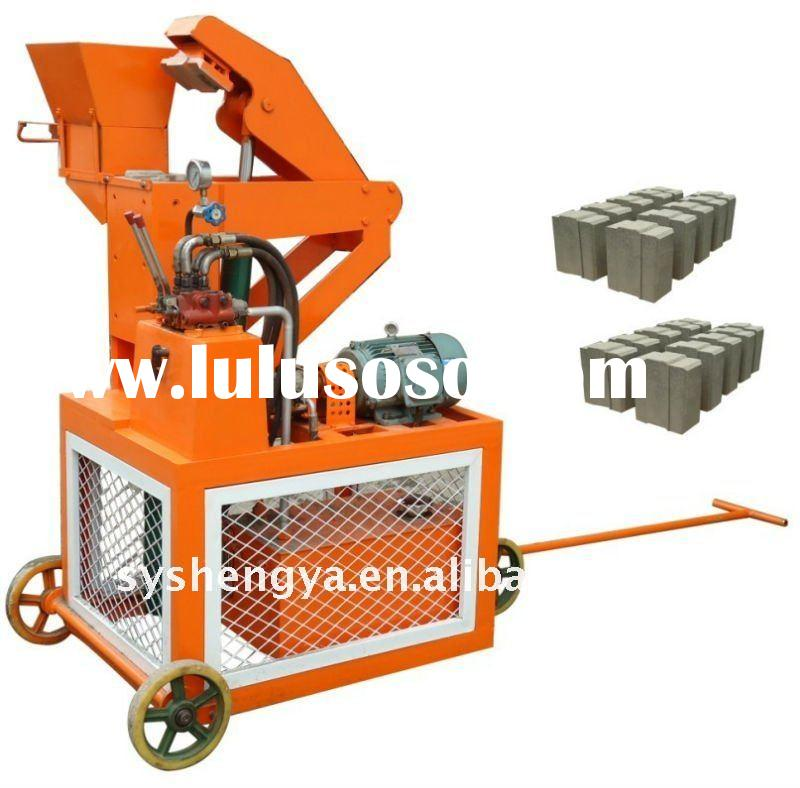 hydraulic baking free brick molding machine Manufacturing of brick by hydraulic or compressed air rams drying wet brick from molding or cutting machines contain 7 to 30 percent moisture.