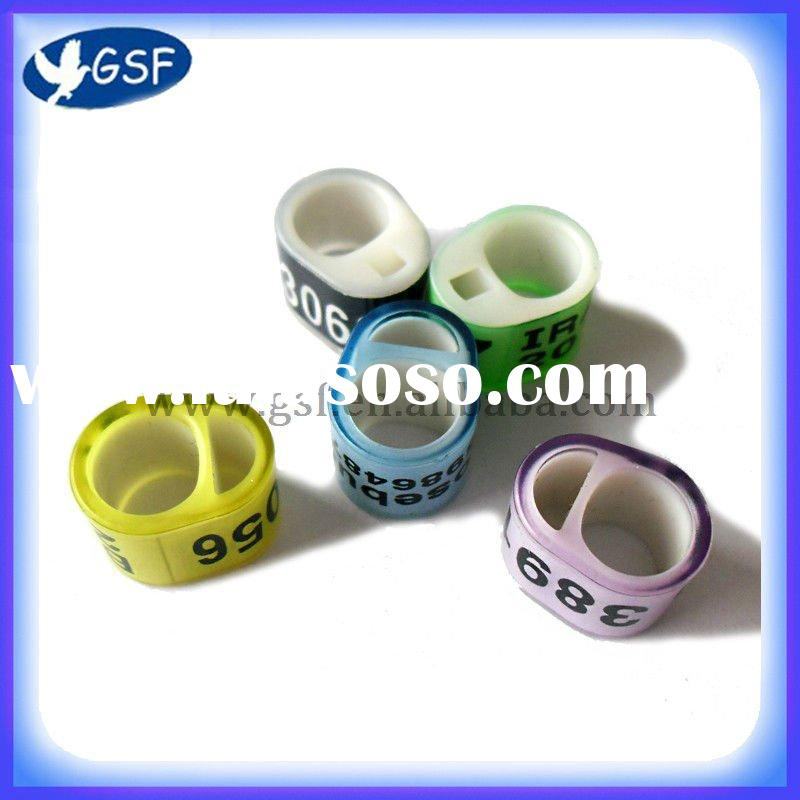 high-quality promotion hot sals fashion Belgium racing pigeon ring rfid pigeon tag for bird pet prod
