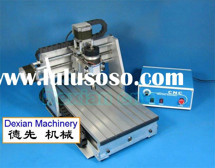 hot sale mini cnc router DX-D2030 and cnc 3020 router,110V is optional