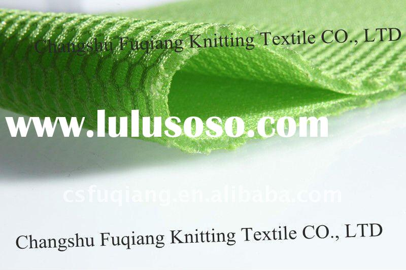 knitted polyester 3D air/spacer mesh fabric
