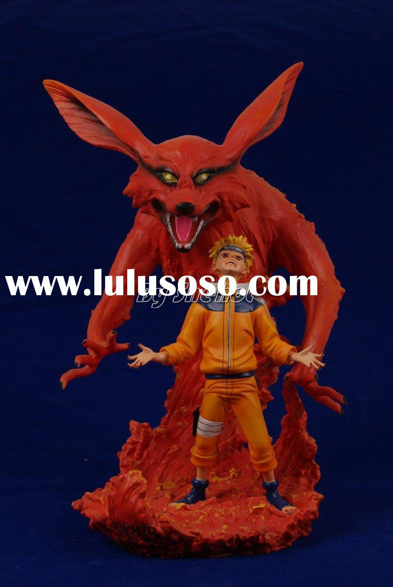 1/6Naruto anime action figure(Resin Statue)