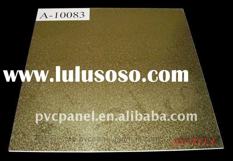 60*59.5cm pvc wall panel with SGS certificate