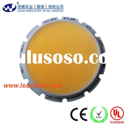 8W Round high power cob led.chips on board led.cob chips led.cob surface light