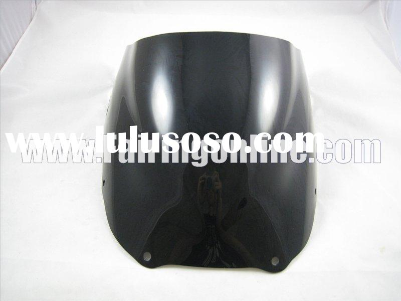 ABS Motorcycle Windscreen Windshield For Honda CBR 250R MC19 1988 1989