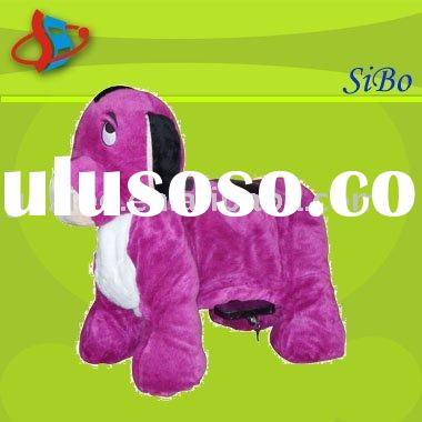 GM5916 plush animal ride,electric animal ride,walking animal ride