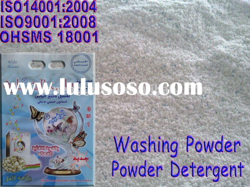 Household OEM Popular Exported Laundry Detergent Washing Powder