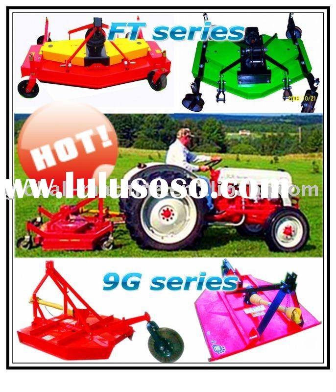 Professional tractor mounted lawn mower apply to Farm/Bush/Large lawn/Golf Course at LOW PRICE