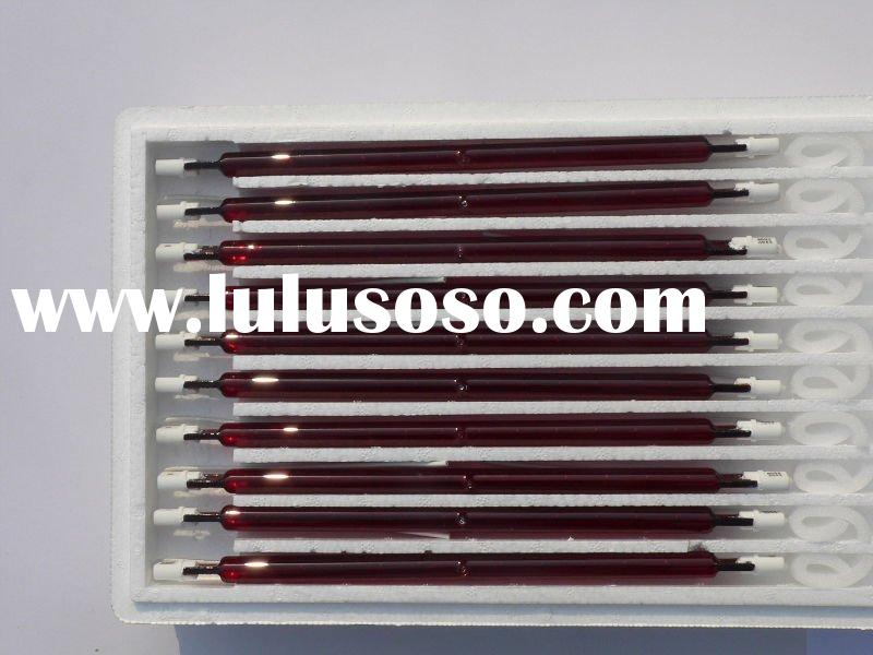 Red infrared heater lamp